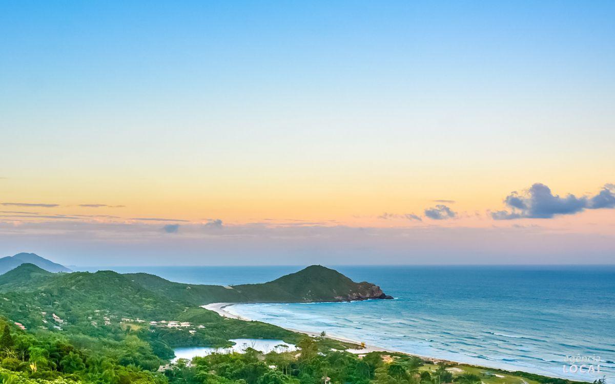 Praia do Rosa Canto Norte
